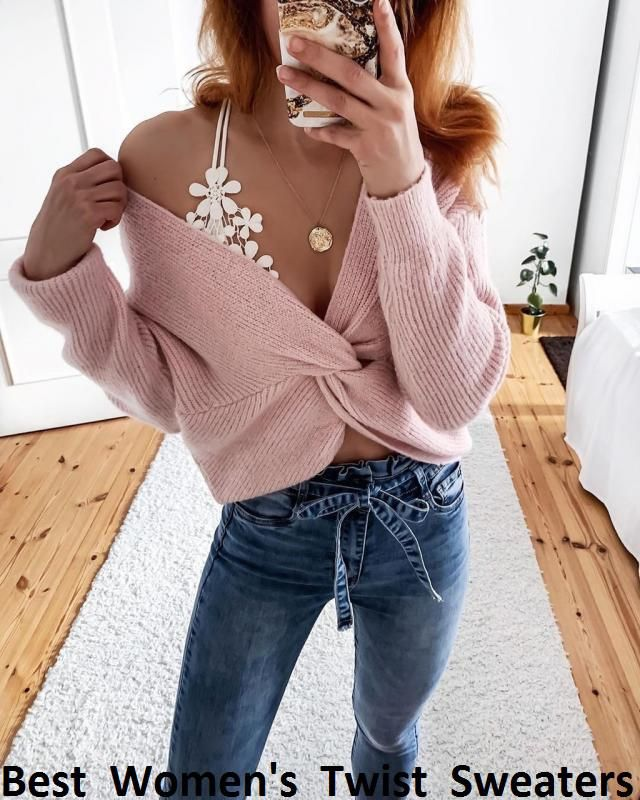 Best Women&;s Twist Sweaters A great selection of sweaters and other perfect clothing and footwear can be found he…