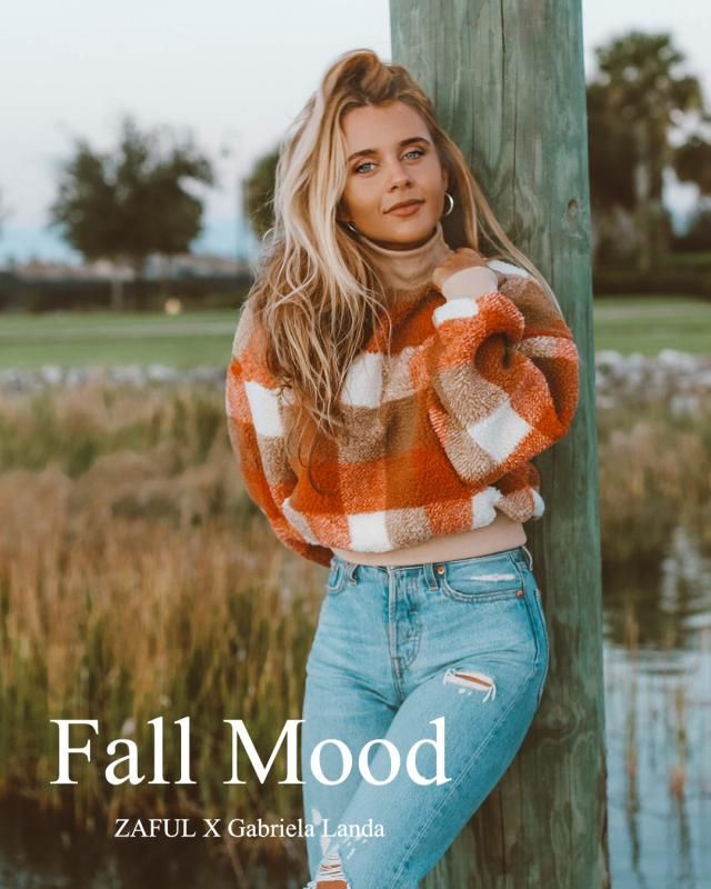It`s beginning to feel a lot like fall. Add some spice to your wardrobe using tips from ZAFUL and pull together looks y…