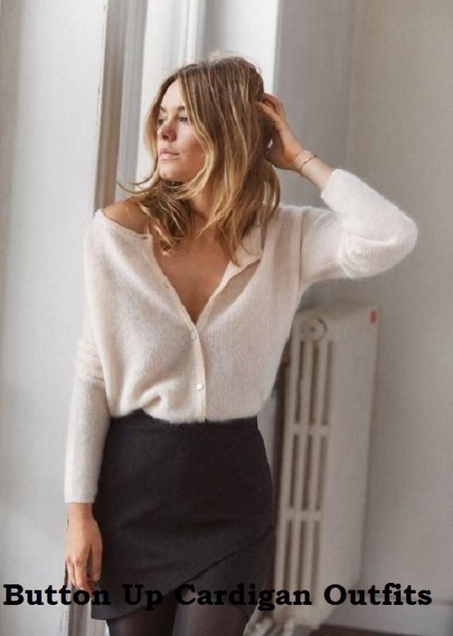 A cardigan is one of the best transitional pieces you can own when the weather starts to change. Like its cozy cousin t…