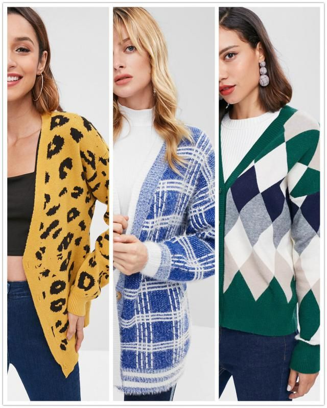 【Vote and Win】 Which cardigan is your favorite? Vote for your fave one and tell us the reason. We will pick 3 lucky bab…