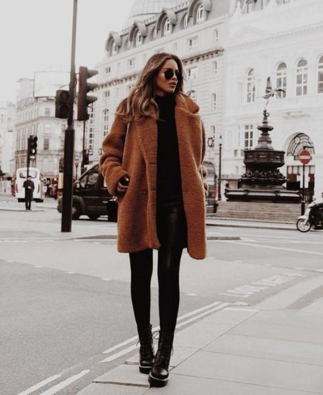 furs jacket, women style, online shop, autumn style, buy on zaful!!