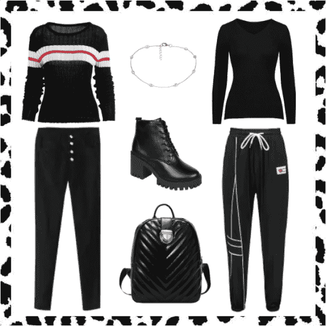cool scorpio outfit