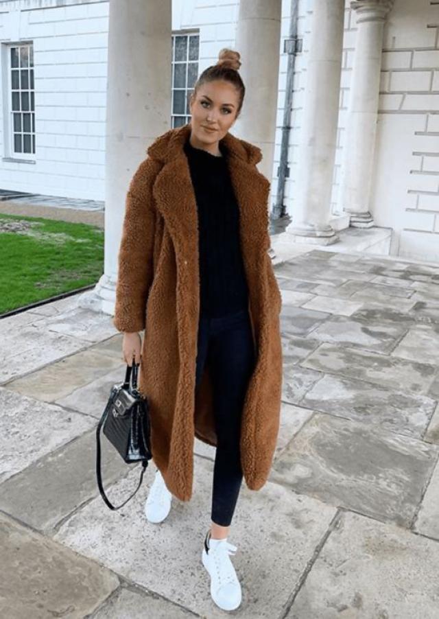 Buy furs here, online shop, autumn style, coat!