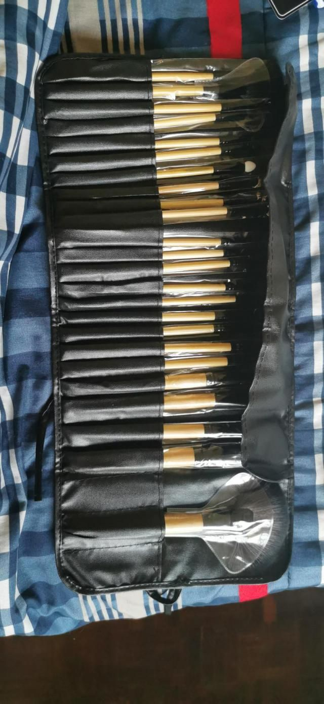 Love it. The brushes are amazing! Storing, durable and super soft