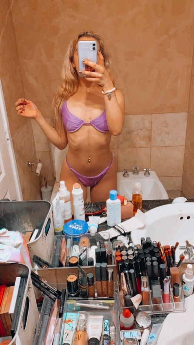 it's perfectttttttt. i'm in love with this bikini. Looks exaclty like the pictures