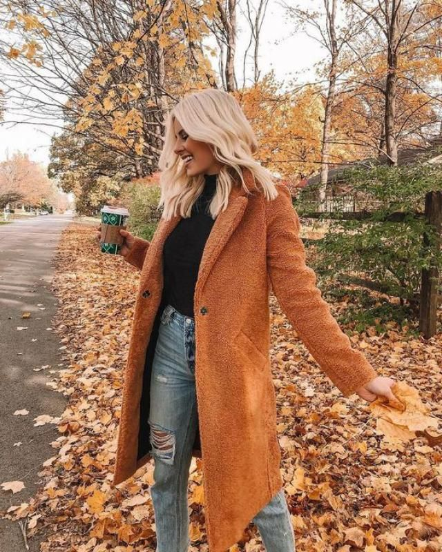 Great coat, autumn fashion, great women style, get it now!!