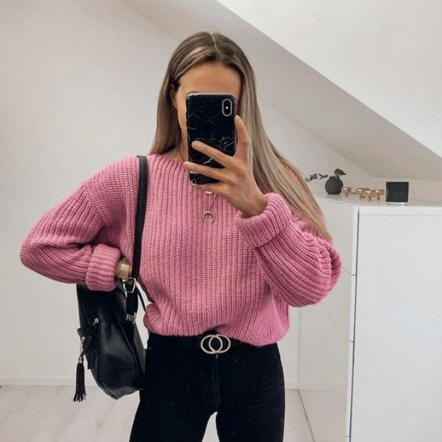 Get beautiful sweater, great style!!