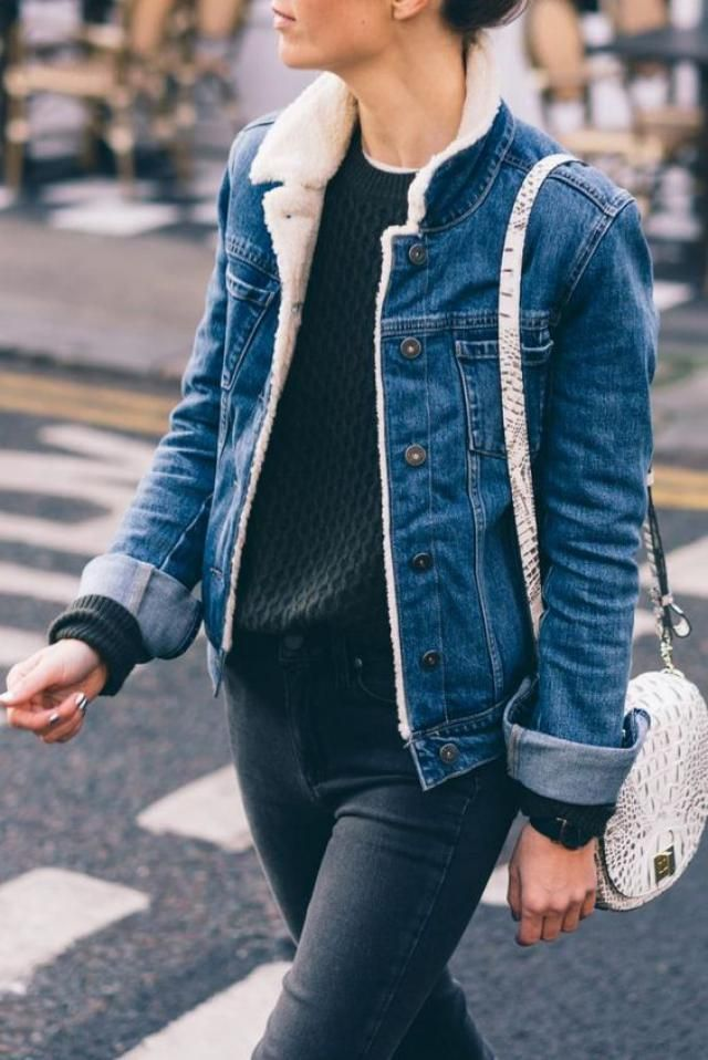 Jeans jacket, women style, autumn style, online shop, my beautiful day!!