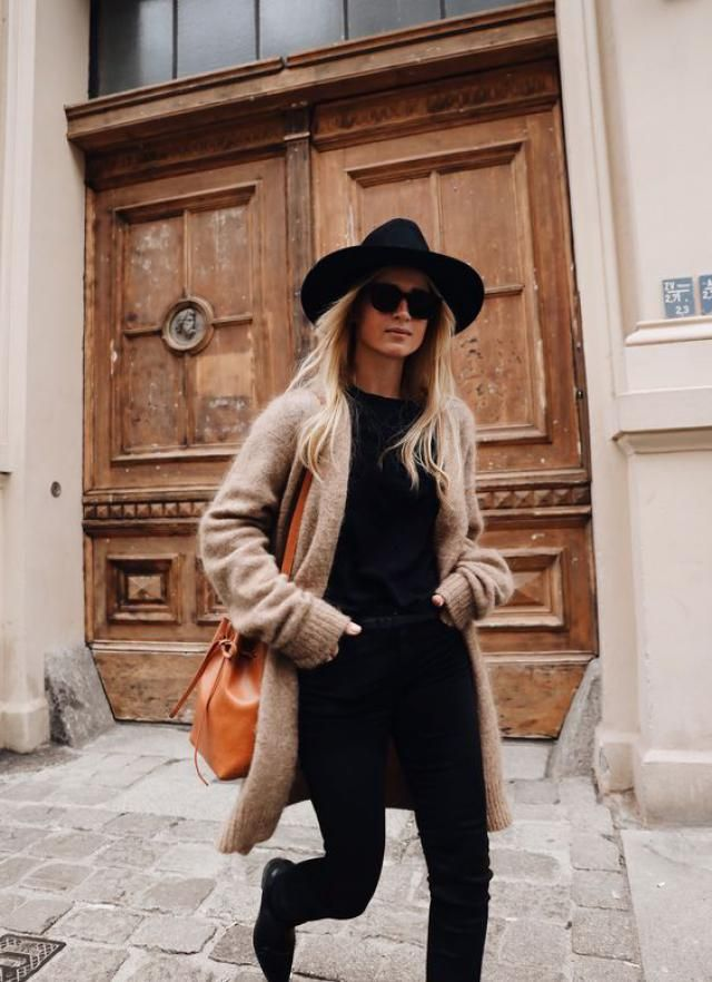 Black hat, buy it now, women style, online shop, autumn style..