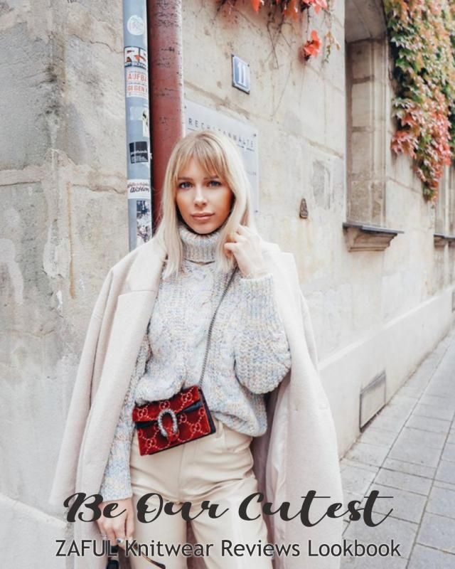 There`s no wrong way to wear knits this season, from the classic turtleneck sweaters to the soft drop shoulder knitwear…