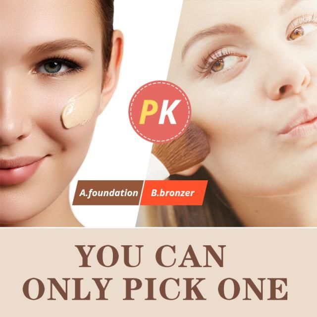 You can only pick one!
