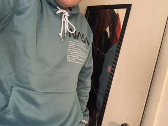 Fresh hoodie thanks to those Instagram ads