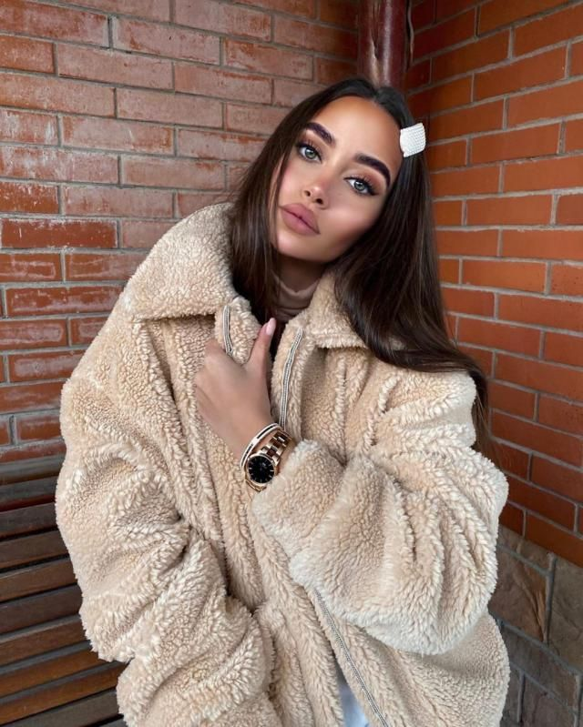 Slip Pockets Faux Fur Teddy Coat  With Zaful clothes never been easier to look great. Come to Zaful ! Buy here!       …