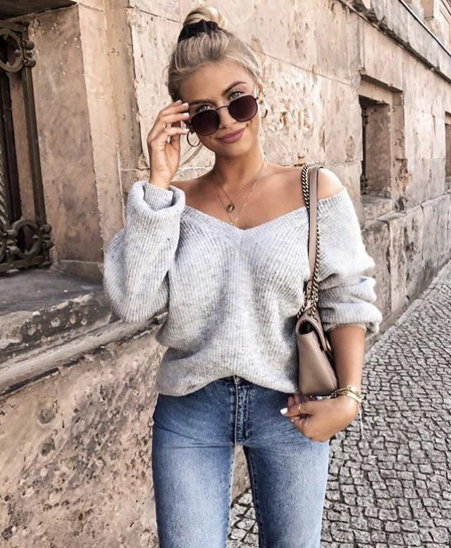 ZAFUL Confetti Drop Shoulder Distressed Sweater  A wonderful sweater with jeans .BUY HERE! ZAFUL IS THE BEST !!!     …