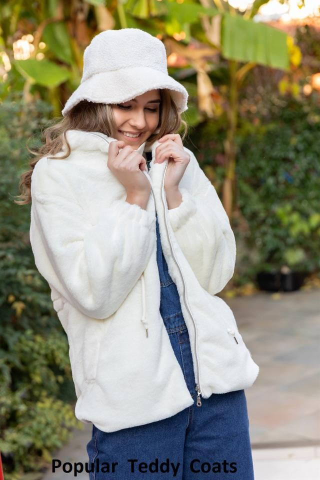 Popular Teddy Coats