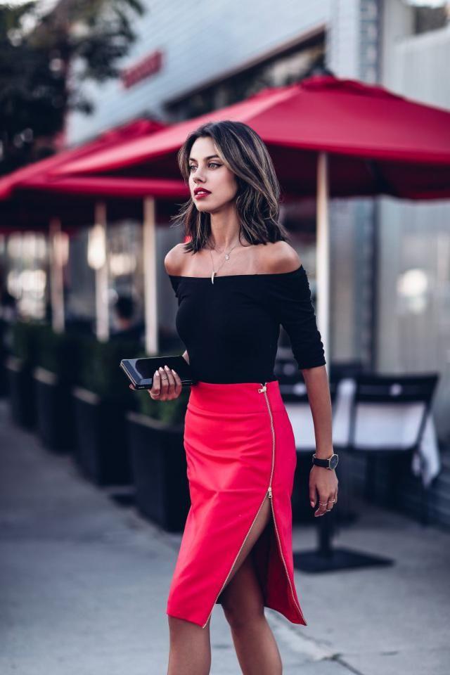 ZAFUL Off Shoulder Rib Knit Long Sleeve Bodysuit    Valentine day outfit.