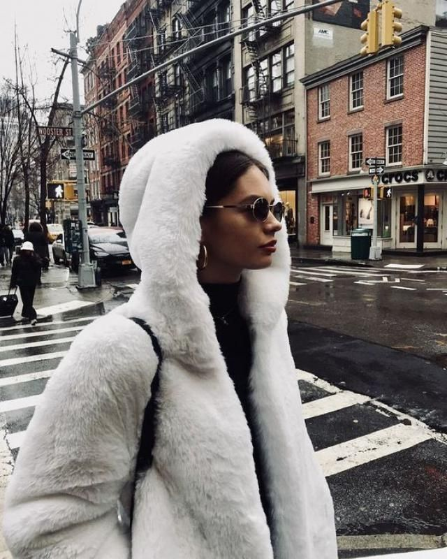 Hooded Fluffy Zip Tunic Coat  A wonderful hooded coat with sweater . BUY HERE! Big sale! Super low prices! Shop at Zaf…