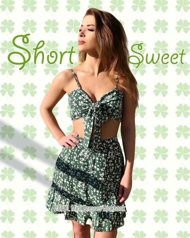 Short & Sweet - ZAFUL Mini Dresses Lookbook