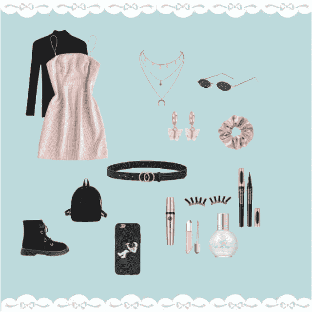 When thinking of the colour pink we instantly think of barbie or the movie mean girls. I wanted to make an outfit whic…