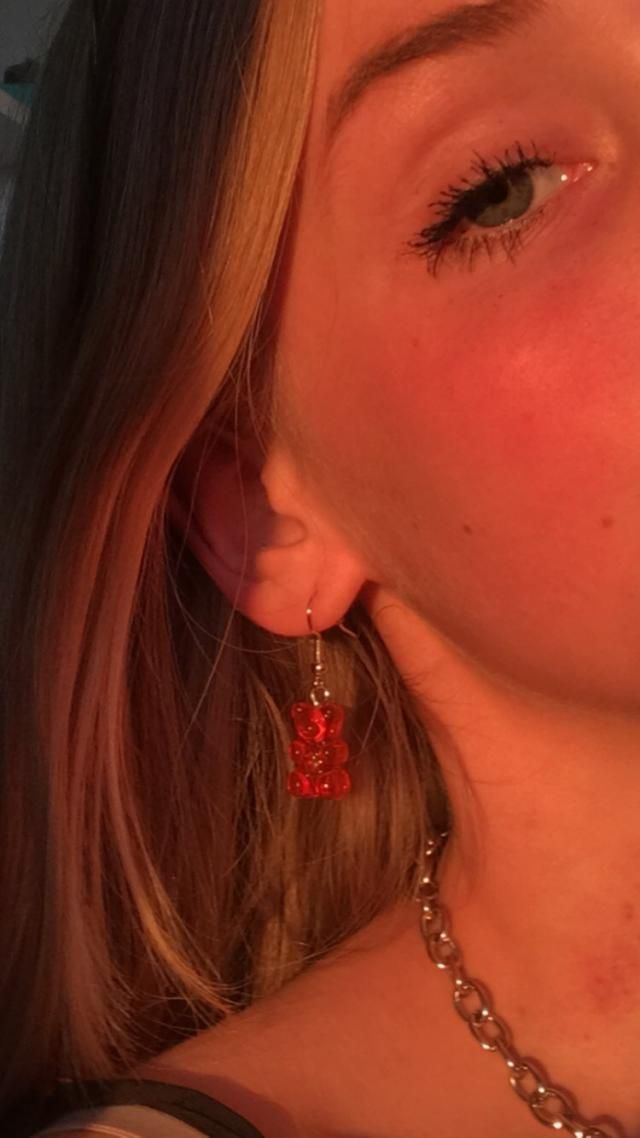 These earrings are so cute! I love them so much! I'd definitely recommend them.