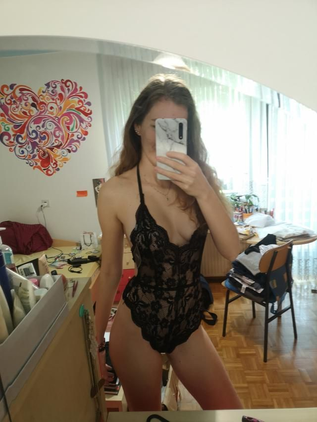 Amazing, so sexy, a little different like in the pitcures. Lace is pretty. Really satisfied.