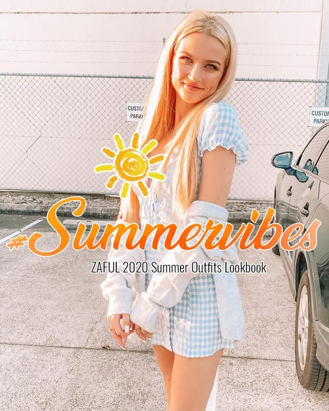 It's summer time! A new season deserves a closet refresh!