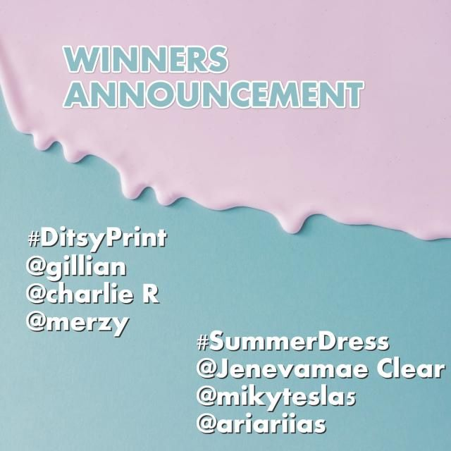 【Congrats to the winners】  You will receive Z-Points from our team,please check your ZAFUL's account! Thank you all for…