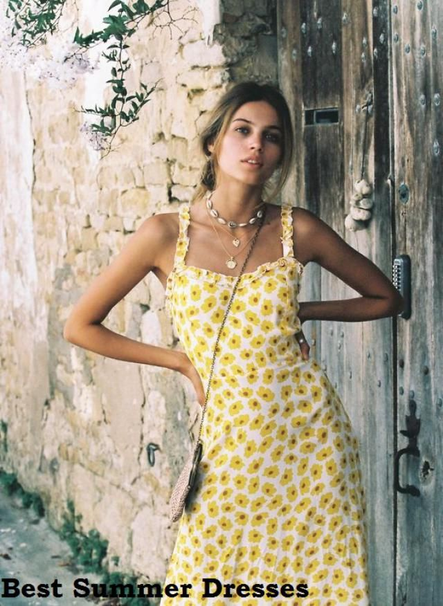 We can't imagine summer without cute summer dresses. Cute floral dresses can be worn during the day with sneakers and …