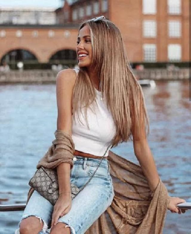 ZAFUL Ribbed Crew Neck Crop Tank Top   Live your summer in colour with Zaful. A perfect girls summer fashion. Shop at …
