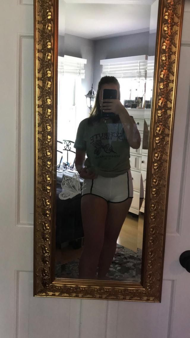 Really cute and super soft. Fits nicely! Shorts from ZAFUL as well