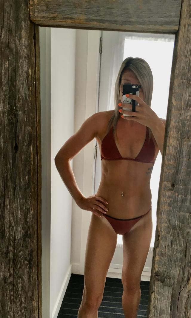 Love this bikini. Can't wait to wear! Comfortable and of fantastic material Fits well I took a small to make sure it w…