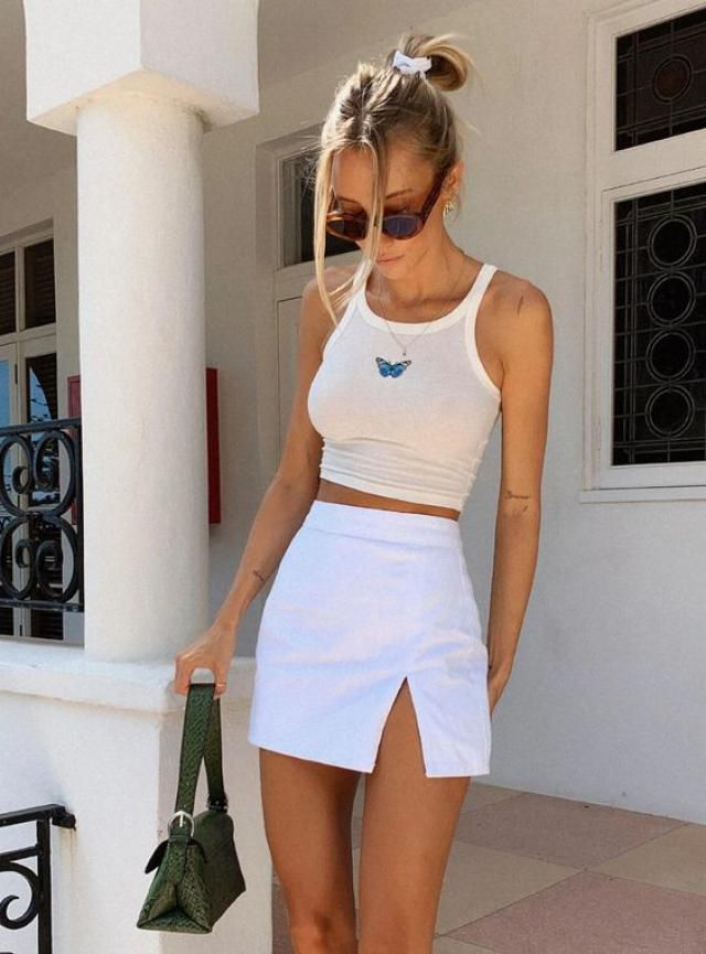 Butterfly Jersey Tank Top  A perfect butterfly top. Shop at Zaful!
