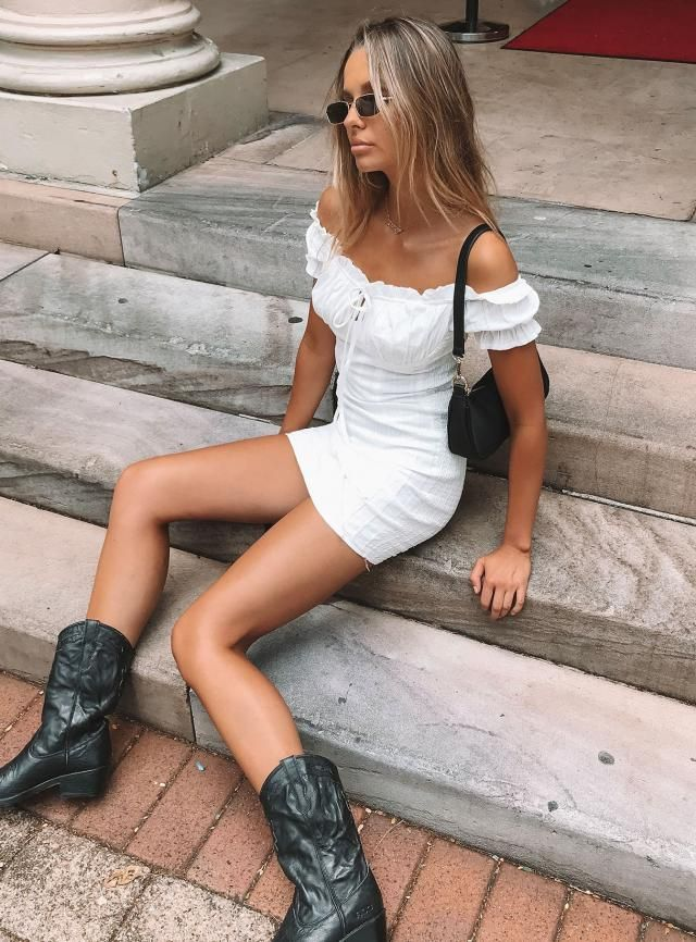 ZAFUL Frilled Tie A Line Short Dress The perfect collection of Zaful summer  dresses for you!