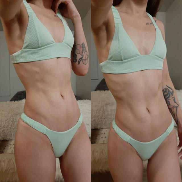 Comfortable and of fantastic material. Fits well, true to size, super cute mint green. High quality materials, doesnt …