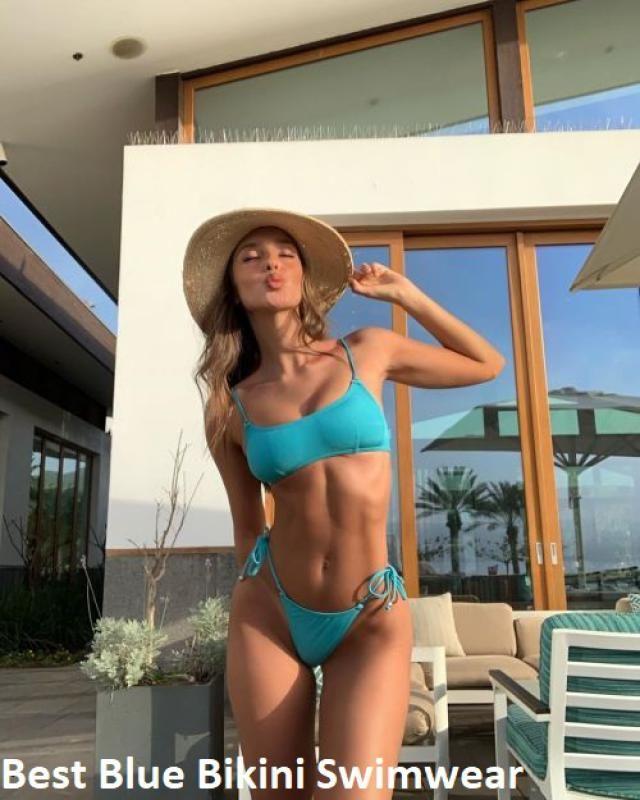 Best Blue Bikini Swimwear No matter what style and style of bikini we like, we have trendy swimwear of different color…