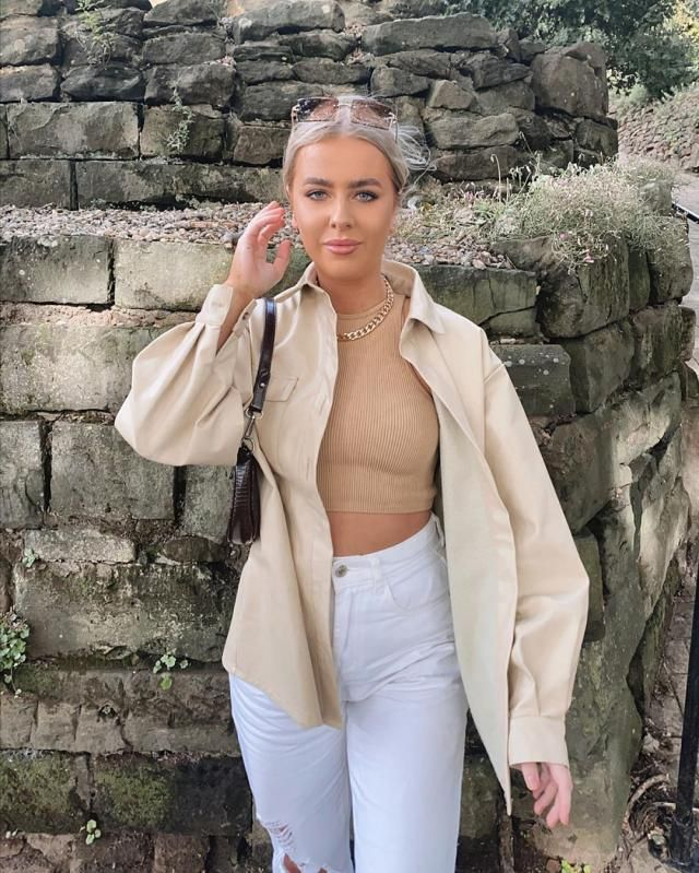 Fall oufits are my favourites! do you like this jacket? get it here in zaful!♥