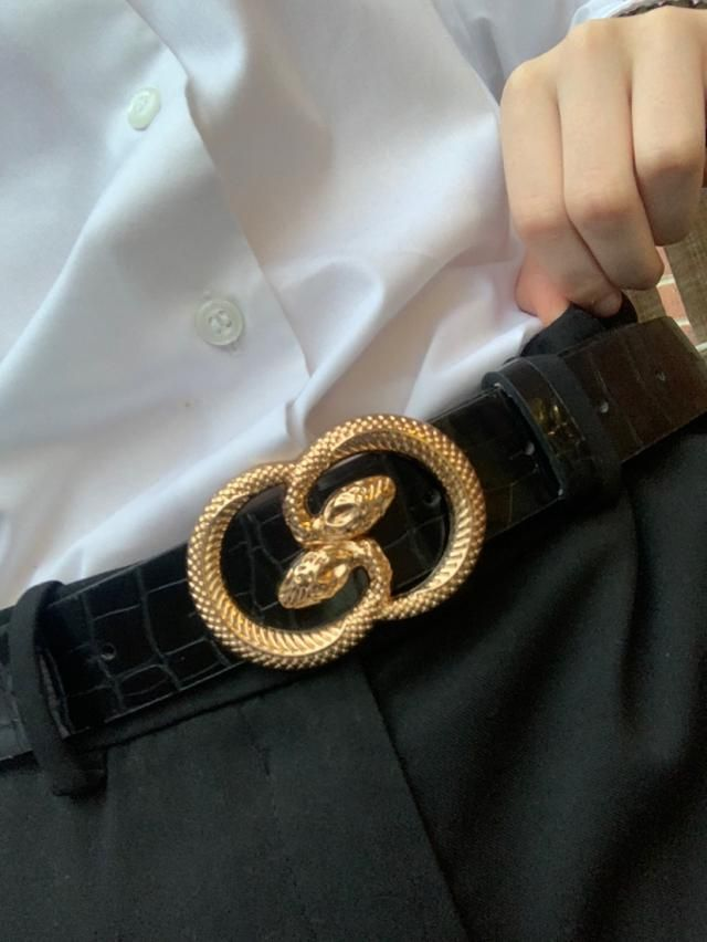 Im not one for plainer simple belts and for me this was one i spotted and immediately wanted, i was worried the qualit…