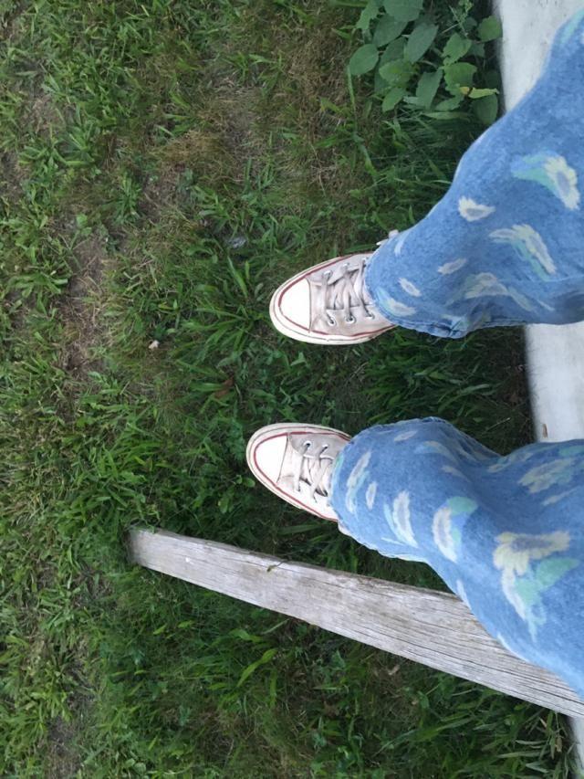 MY FAVORITE PANTS SO COMFY SO CUTE