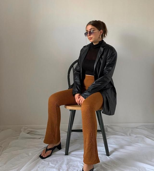 Autumnal feels 🍂 get this cute fall pants here in ZAFUL!♥