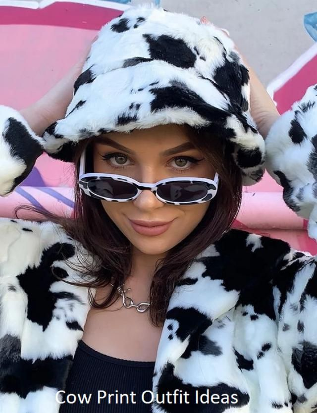 Cow Print Outfit Ideas Need cow print outfit ideas?Come to Zaful ! BUY HERE! Beautiful clothing of all designs and cre…