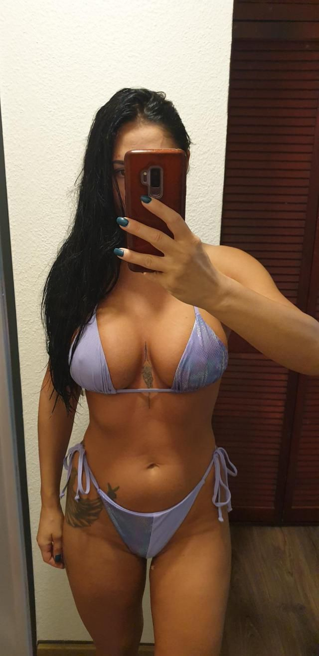 Love this bikini. Can't wait to wear!   Super cute !Looks exaclty like the pictures   Definitely recommend  Comfortabl…