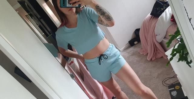 This material is so comfortable and soft and fits so well,  would definitely recommend.