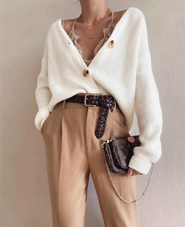 Cute fall outfit idea to wear...