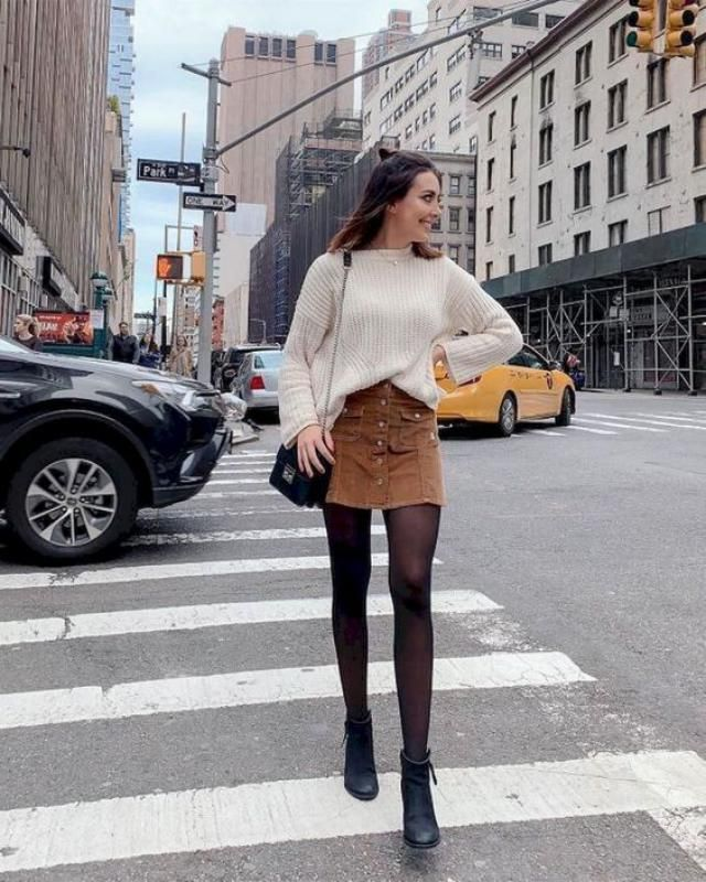 Wonderful sweater with skirt , colection of clothes for autumn and winter in Zaful.