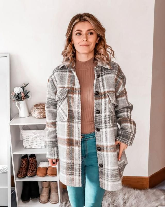 NEW in Zaful!!! Do you notice how warm these clothes are, and at the same time it makes you elegant
