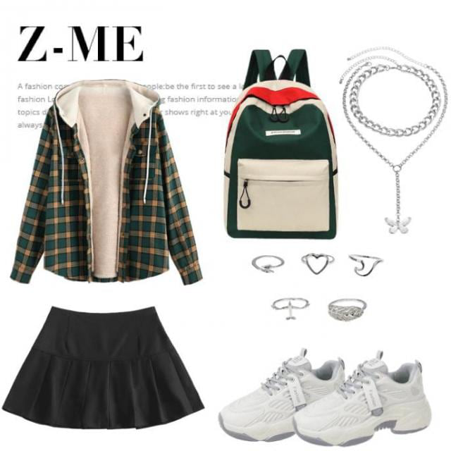 【School Outfits GIVEAWAY!】 Use ZAFUL items to create an outfit with the tag schooloutfits  (Must Use the tag in the des…
