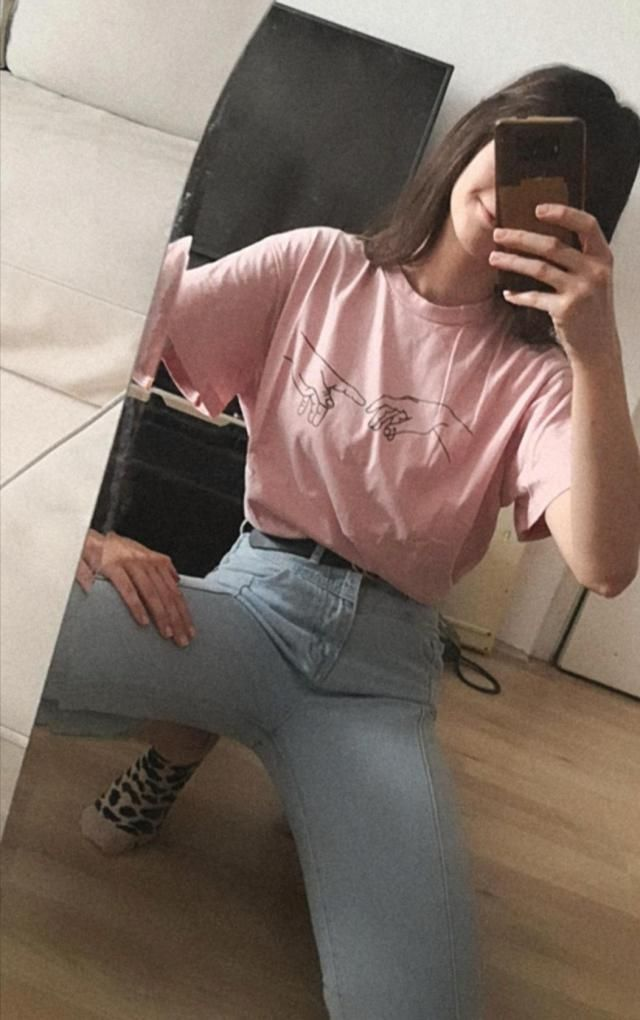 I love love love this tee, it will be my favourite i think. The quality is really good!! I ordered an XL because i wan…