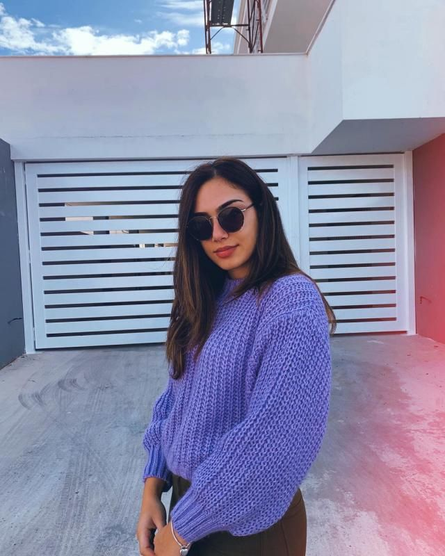 Super cute Lila Sweater and you can get it here in ZAFUL!♥