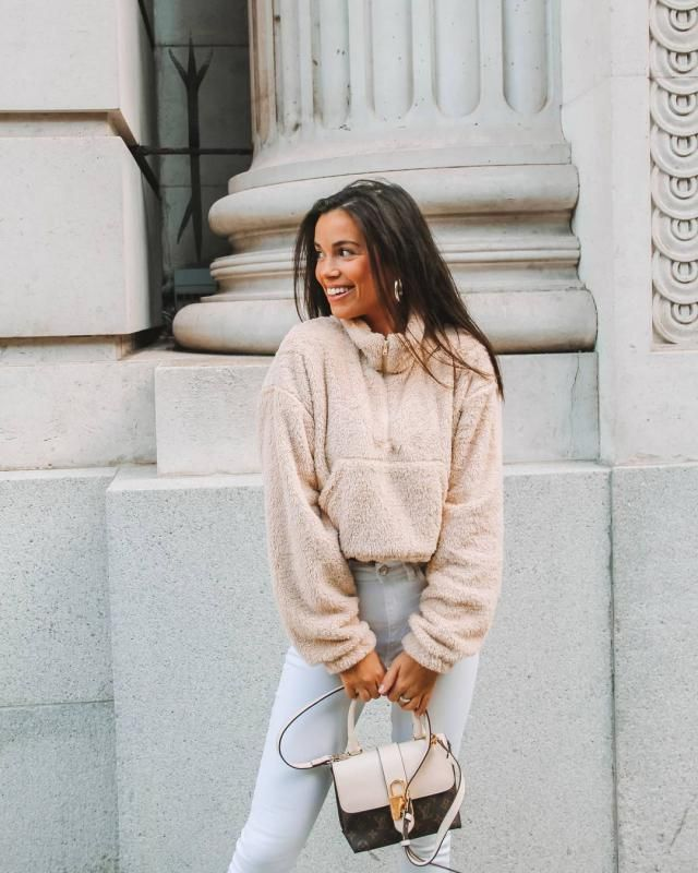 Im so in love woth this teddy sweater!! Get the most warms and stylish sweaters for summer here in ZAFUL! don&;t mi…