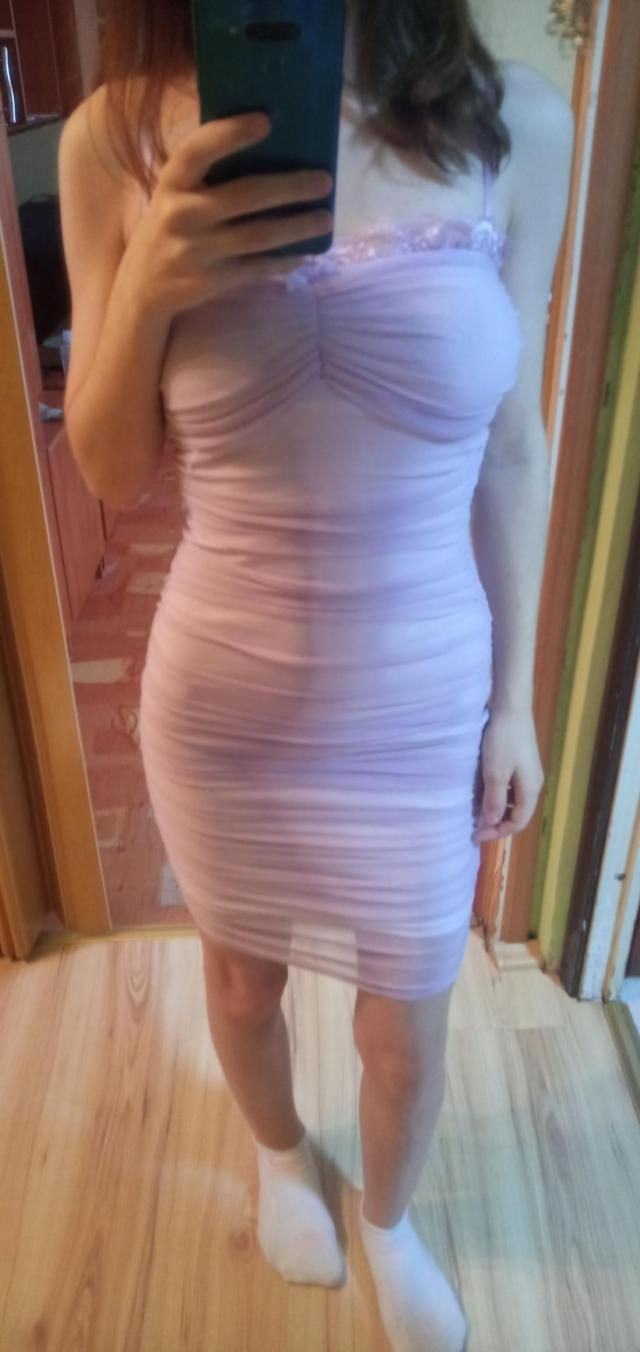 """I'm 5'2"""" (157 cm) and both of dresses fit me perfectly. They are super comfortable, also, they emphasize my p…"""